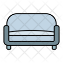Sofa Settee Couch Icon