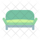 Sofa Settee Furniture Icon