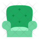 Sofa Home Furniture Icon