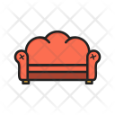 Sofa Chair Seat Icon
