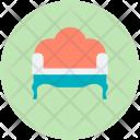 Sofa Royal Armchair Icon