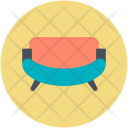 Sofa Couch Belongings Icon