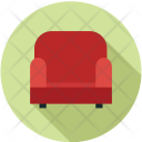 Sofa Couch Seat Icon