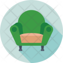 Sofa Couch Lounge Icon