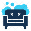 Sofa cleaning Icon
