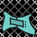 Soft Collar Neck Icon