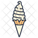 Dessert Vanilla Milk Icon