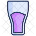 Drink Soft Glass Icon