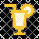 Soft Drink Lemonade Soda Icon