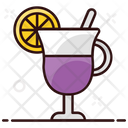 Soft Drink Smoothie Drink Refreshing Drink Icon