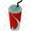 Plastic Cup Soft Icon