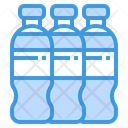 Soft Drink Water Bottle Icon