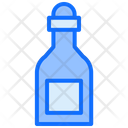 Soft Drink Bottle Alcohol Icon