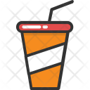Juice Cup Smoothie Icon