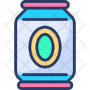 Soft Drinks Can Tea Icon