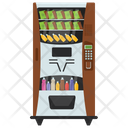 Soft Drinks Machine Icon