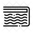 Mattress Layer Made Icon