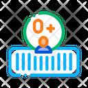 Soft Mattress Icon