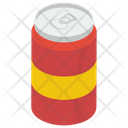 Soft Refreshing Drink Icon