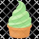 Soft Serve Yogurt Icon