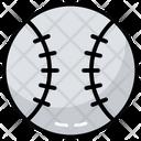Softball Ball Game Icon