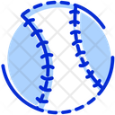 Softball Baseball Ball Icon