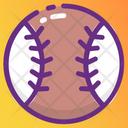Softball Sports Ball Game Icon
