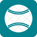 Softball Tennis Ball Icon