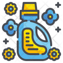 Softener Cleaning Housekeeping Icon