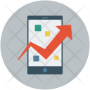 Software Application Growth Icon