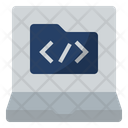 Software Program Coding Icon