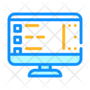 Software List Computer Icon