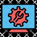 Software Cogwheel Install Icon