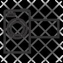 Software Record Camera Icon
