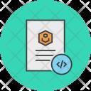 Software Developer Document Icon