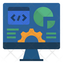 Software Analysis Icon