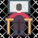 Programmer Software Developer Web Builder Icon