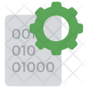 Data Management Gear Icon