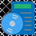 Software Disk Box Icon