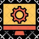 Computer Technician Lab Techanician Softwere Developer Icon