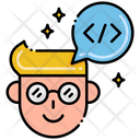 Software Engineer Software Developer Programmer Icon