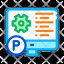 Software Process Rpa Icon