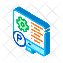 Software Process Outlie Icon