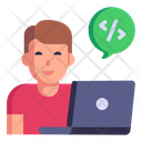 Software Programmer Icon