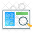 Software Testing Testing Application Accessibility Test Icon