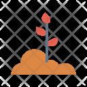 Soil Planet Garden Icon