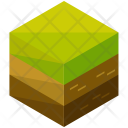 Unwatered Grass Terrain Icon