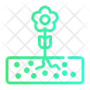 Soil Farm Agriculture Icon