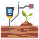 Agriculture Gardening Meter Icon