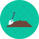 Soil Construction Icon